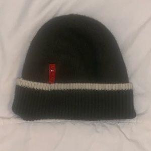 Prada Linea Rossa (Prada Sport) knit beanie hat